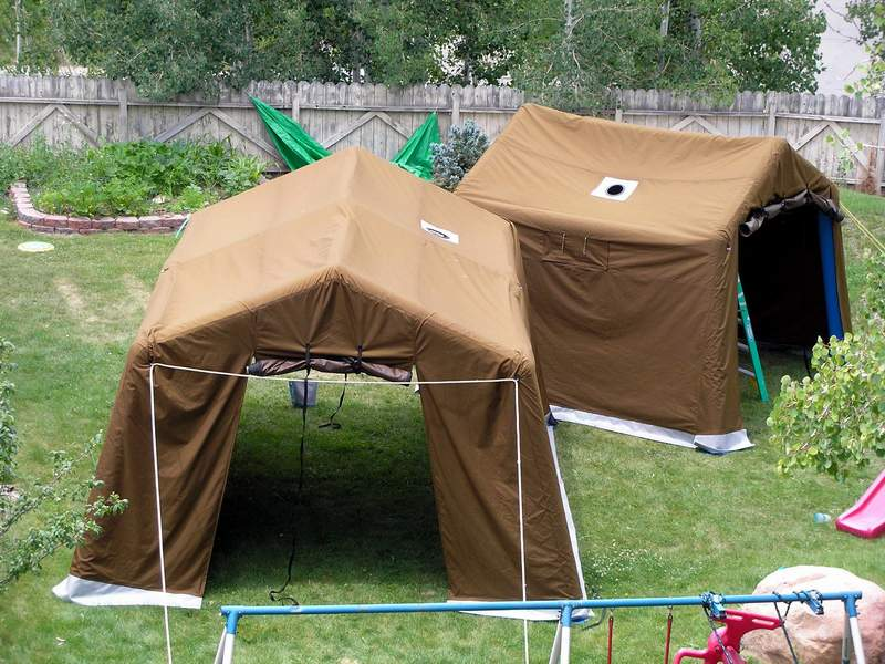 Lightweight wall tent outfitter and prospector deluxe for Wall tent floor