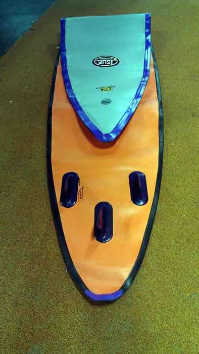 inflatale stand up paddle board repair