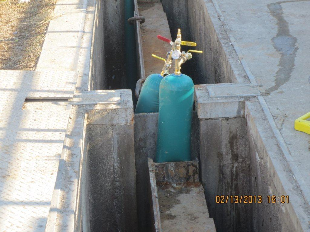 culvert and pipe plugs